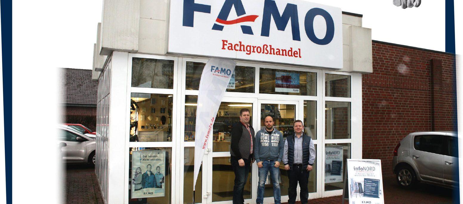 FAMO Niederlassung Cloppenburg