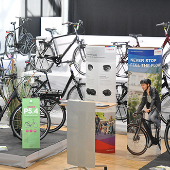 Fahrrad Hausmesse